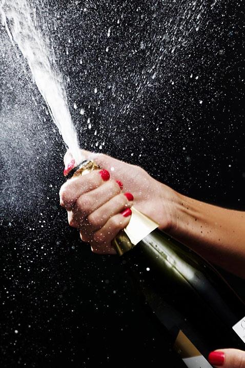 Champagner-con