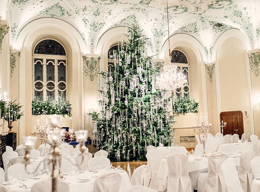 Weihnachtsfeiern Salzburg