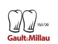 St. Peter ist ein Haubenlokal, von Gault& Millau ausgestattet